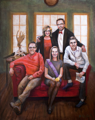 Kalember Family Portrait